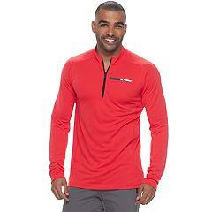 Men's adidas Outdoor Terrex Tracerocker Climalite Quarter-Zip Pullover