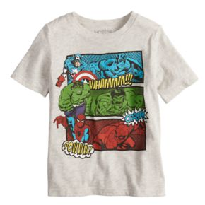 Boys 4-10 Jumping Beans® Marvel Avengers Graphic Tee
