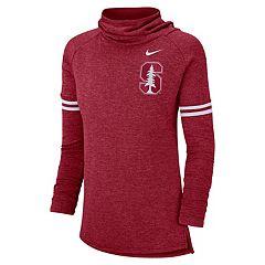 Women's Nike Stanford Cardinal Funnel Neck Tee