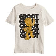 Boys 4-10 Jumping Beans® Dancing Groot Graphic Tee