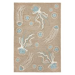 Liora Manne Capri Jellies Indoor Outdoor Rug