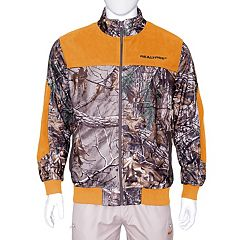 Men's Earthletics Camo Bonded Microfleece Jacket