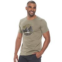 Men's adidas Terrex Compass Climalite Graphic Tee