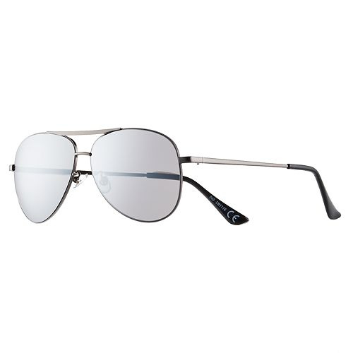2cb459ba3d16 KOHL S. MEN S AVIATOR SUNGLASSES