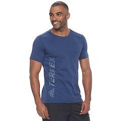 Men's adidas  Terrex Climalite Logo Tee