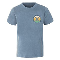 Boys 4-7 Hurley Pure Vida Front & Back Graphic Tee