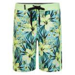 Boys 4-7 Hurley Garden Floral Board Shorts