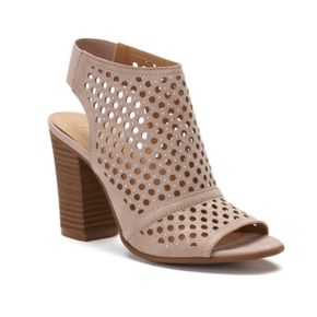 Candie's® Chickpea Women's Boot Heels
