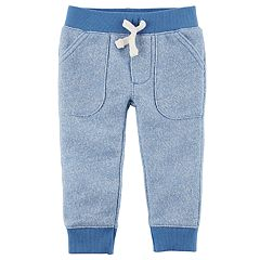 Baby Boy Carter's Marled French Terry Pants