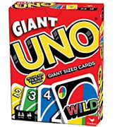 Giant UNO Card Game by Cardinal