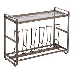 Richards Tilt-Out Short Boot Storage Rack