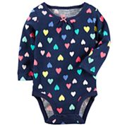 Baby Girl Carter's Printed Bodysuit