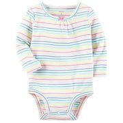 Baby Girl Carter's Printed Bodysuit