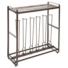 Richards Tilt-Out Tall Boot Storage Rack
