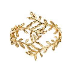 LC Lauren Conrad Leaf Ring