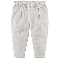 Baby Boy Carter's Gathered Waist Pants
