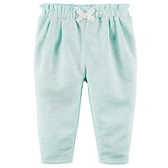 Baby Girl Carter's Gathered Waist Pants