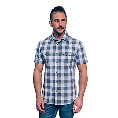 Men's Lee Chip Button-Down Shirt