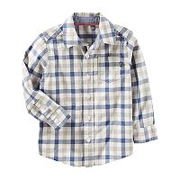 Toddler Boy OshKosh B'gosh® Button Down Shirt