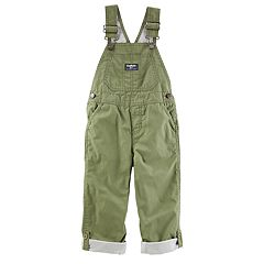 Toddler Boy OshKosh B'gosh® Cuffed Overalls