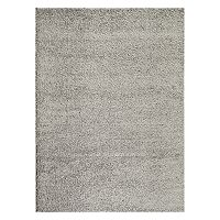 World Rug Gallery Florida Soft Cozy Solid Shag Rug