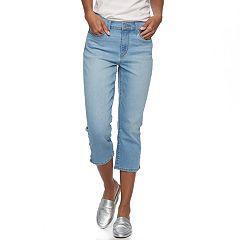 Women's Levi's Classic Capri Jeans