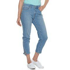 Women's Levi's Classic Crop Jeans
