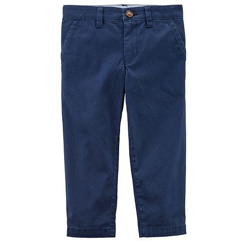 Toddler Boy Carter's Chino Pants