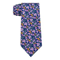 Men's Croft & Barrow® Patterned Skinny Tie
