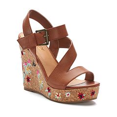 sugar Haley Women's Wedge Heels
