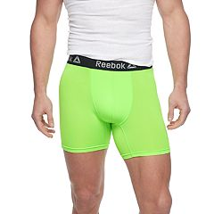 Men's Reebok 3-pack Performance Boxer Briefs