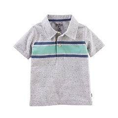 Toddler Boy OshKosh B'gosh® Striped Panel Polo