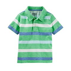 Toddler Boy OshKosh B'gosh® Striped Polo