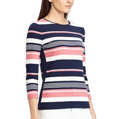 Women's Chaps Striped Top