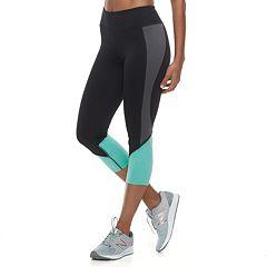 Women's Tek Gear® Performance Allover Graphic Capri Leggings