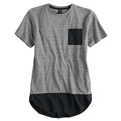 Boys 8-20 Ocean Current Extended-Hem Tee