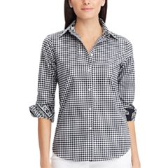 Women's Chaps No-Iron Shirt