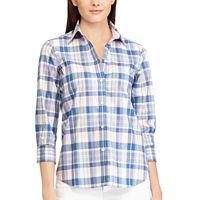 Women's Chaps No-Iron Shirt