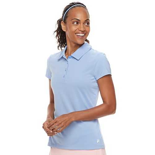 bfcc7ad6 Women's FILA SPORT® Short Sleeve Golf Polo