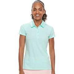 Women's FILA SPORT® Short Sleeve Golf Polo