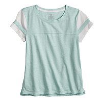 Girls 7-16 & Plus Size SO® Basic Varsity Tee