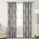 SONOMA Goods for Life? 1-Panel Ayden Marissa Floral Linen Blend Window Curtain