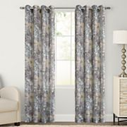 SONOMA Goods for Life™ Marissa Floral Window Curtain
