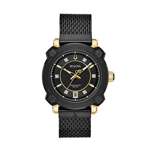 Bulova Women's GRAMMY® Awards Special Edition Precisionist Diamond Mesh Watch - 98P173