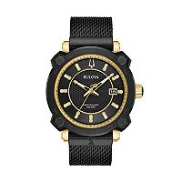 Bulova Men's GRAMMY® Awards Special Edition Precisionist Stainless Steel Mesh Watch - 98B303