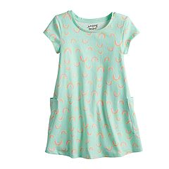 Toddler Girl Jumping Beans® Printed Swing Dress