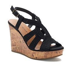 Now or Never Harper Women's Wedge Heels