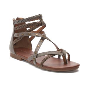 Now or Never Mischka Women's ... Gladiator Sandals