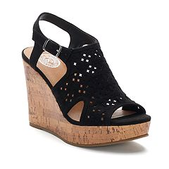 SO® Grouper Women's Wedge Heels