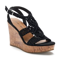 Now or Never Jamiee Women's Wedge Heels
